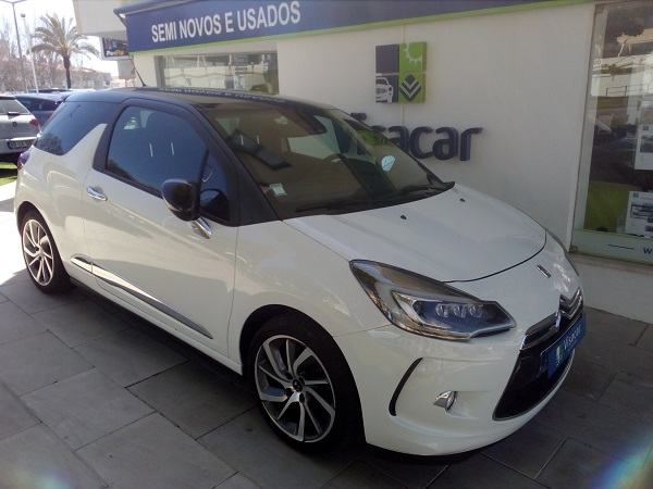Citroen DS 3 SO CHIC 1.6hdi