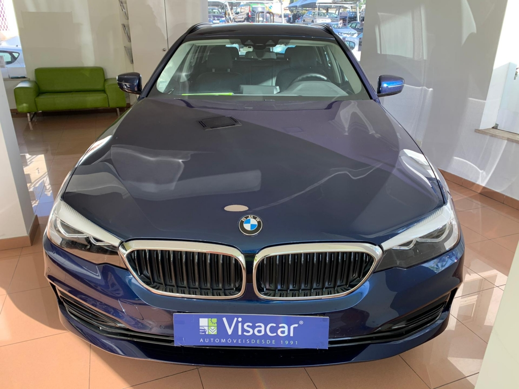 BMW 5-Series 520D Touring Line Sport
