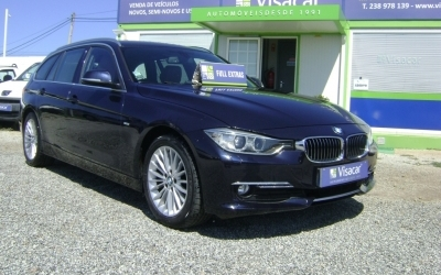 BMW 3-Series 320 D Luxury