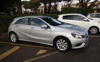 Mercedes-Benz A-Class A 180 CDi Blue Efficiency