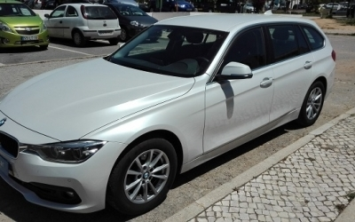 BMW 3-Series 318 Touring Line Luxury