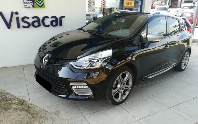 Renault Clio Break 1.2 tce GT