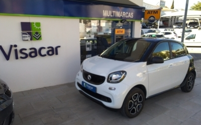 Smart Forfour 1.0 Passion Aut.