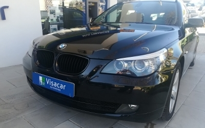 BMW 5-Series 525d Touring