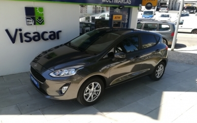 Ford Fiesta Business 1.1 TI-VCT