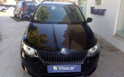 Skoda Fabia BREAK 1.0 MPI ACTIVE
