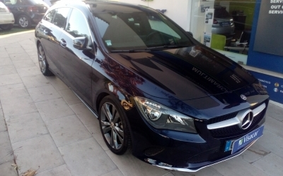 Mercedes-Benz CLA 180d Shooting Brake Urban