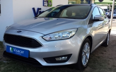 Ford Focus St. 1.5 TDCi Trend+ (120 cv) (5p)